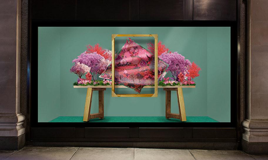 "Hermès' ""Work It"" Campaign, 2016."