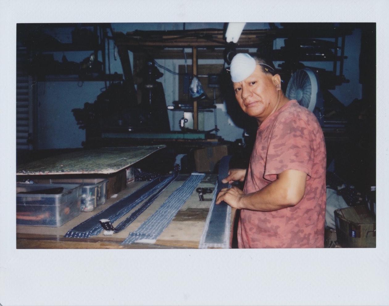 Photos taken in New York's Garment Center. Courtesy of the author.