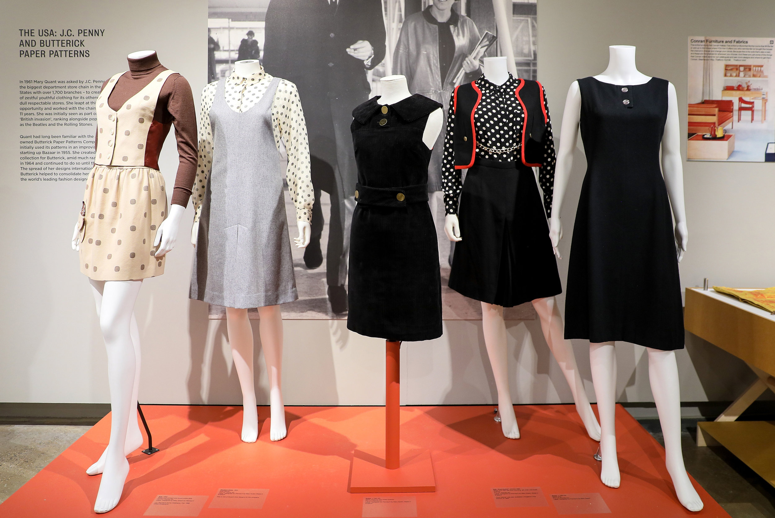 Photo courtesy of the Fashion and Textile Museum, London