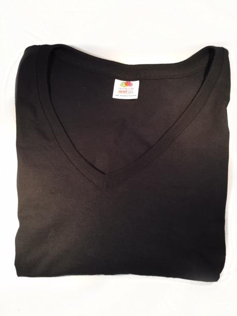 Ladies t-shirt (FRONT) $15.00