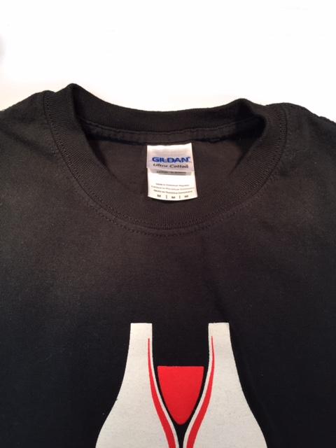 Men's t-shirt (FRONT) $15.00