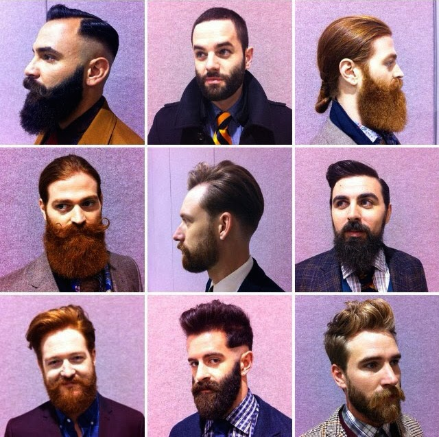 Hair and Beard Styling By: Anthony Lickteig | Hair Assistants: Emily Roberts and Jay Braff | Hair Color: Christine (Aaron) Pletcher | Wardrobe: Jahna Peloquin