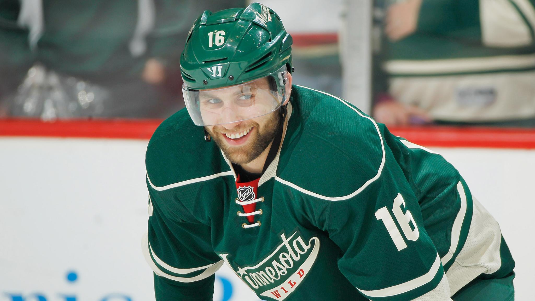 NHL star Jason Zucker's 2017 off-season regime with Red Road Training featured on NHL.com.    -