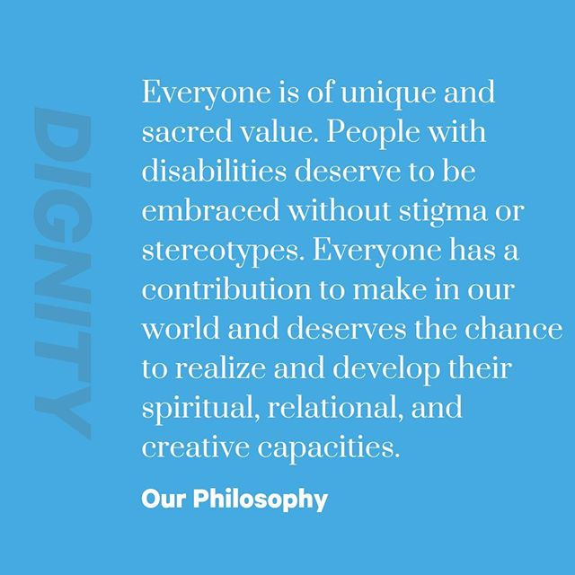 Our philosophy is of utmost importance to us. It guides our every decision. Point 1: DIGNITY