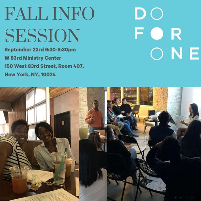 Our fall info session is just a couple weeks away! Register link in bio.
