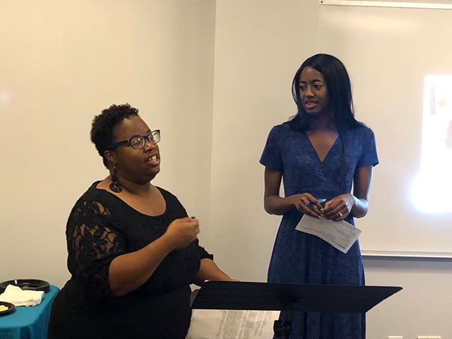 We are so incredibly thankful for Kimberly and Sharaya. What a beautiful story that captures what Do For One is all about! Thank you for sharing with us at tonight's info session.
