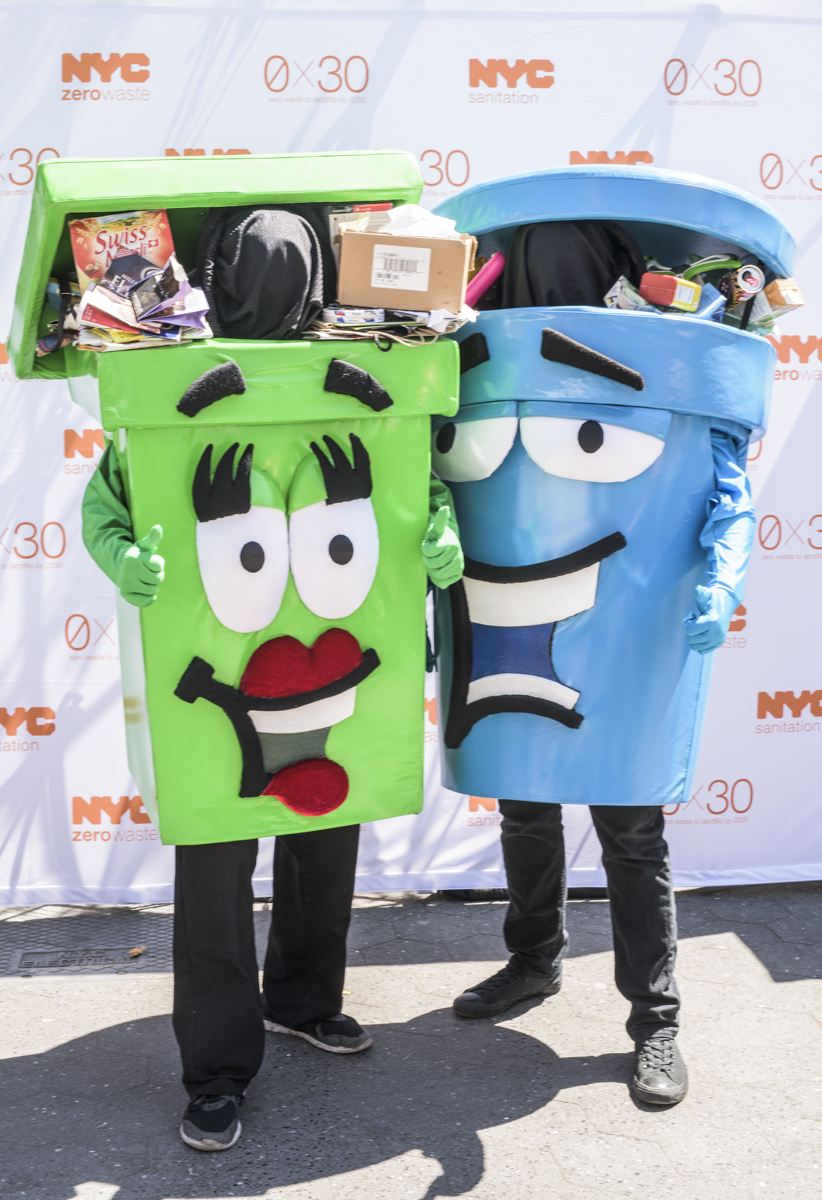 Fun for the whole family at Earth Day New York.