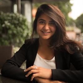 Hannah Dehradunwala, Co-Founder of Transfernation