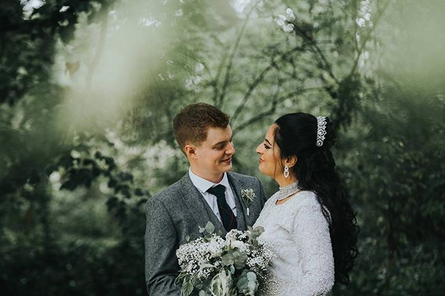 Sheltered from the rain in some beautiful woodland this last Saturday @colwickhall  Congrats again Dan & Razeena!  #drgphotography #newlyweds #woodlandwedding #love #wedding #couplegoals #nottinghamphotography #nottinghamphotographer #eastmidlandsphotographer #bohoweddings #details #nottingham #elopement #elopementphotographer #elopements #elopementinspiration #thatsdarling #bridetobe #exploretocreate #ukweddingphotographer #destinationweddingphotographer #elopementphotographer #elopementweddingphotographer #intimatewedding #loveandwildhearts #photobugcommunity #whimsical #whimsicalwedding #rockmywedding