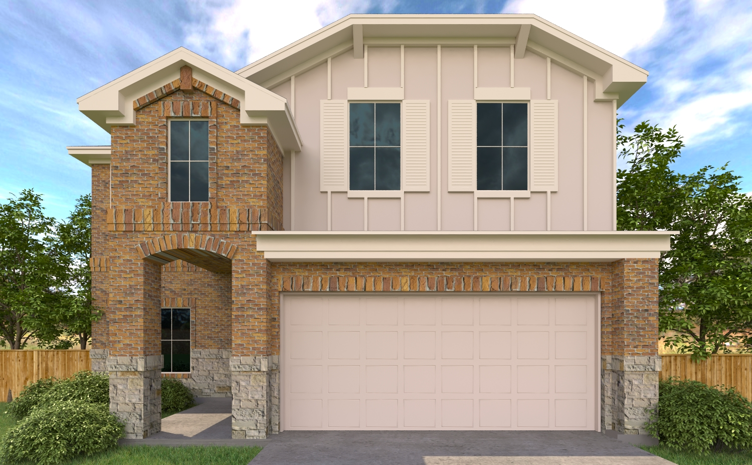 Bridgewater Meadows - From the $170's - Located in Katy, with easy access to Mason Road, I-10 and the Grand Parkway.