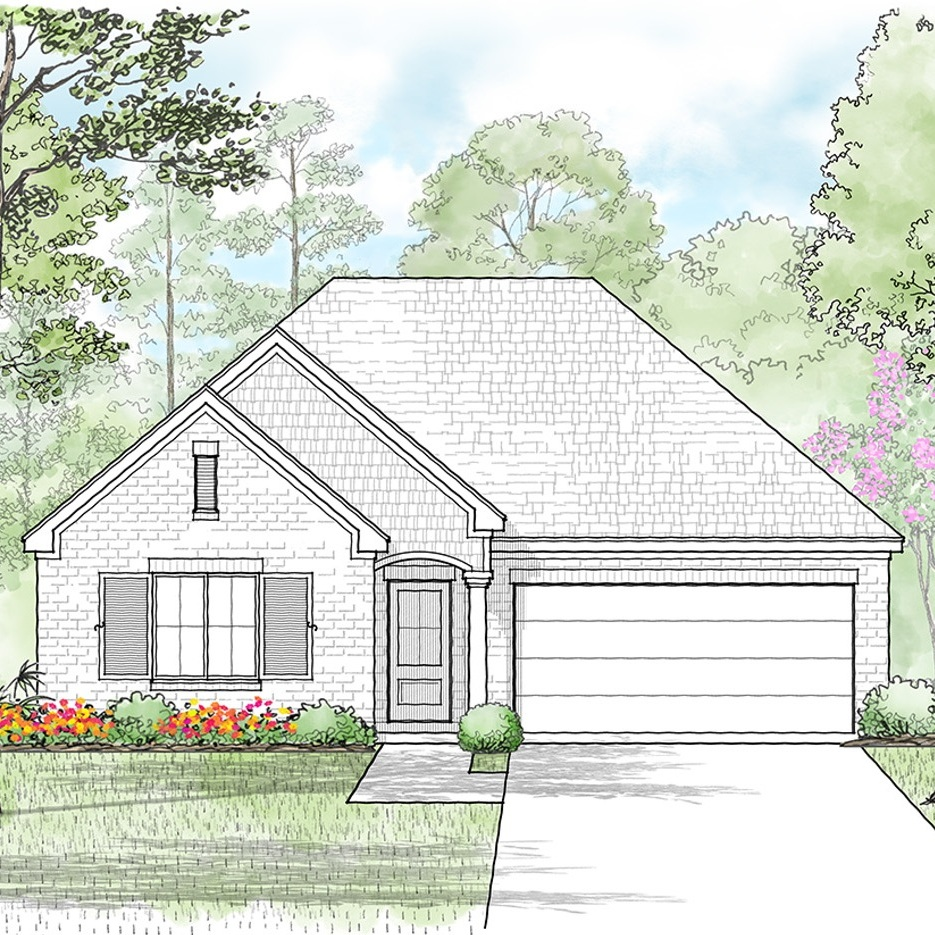 The Lee - 3 Bed   2 Bath   2 Car1,838 sq. ft.Starting at $239,999