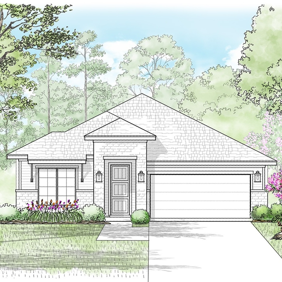 The Foster - 3 Bed   2 Bath   2 Car2,080 sq. ft.Starting at $246,999