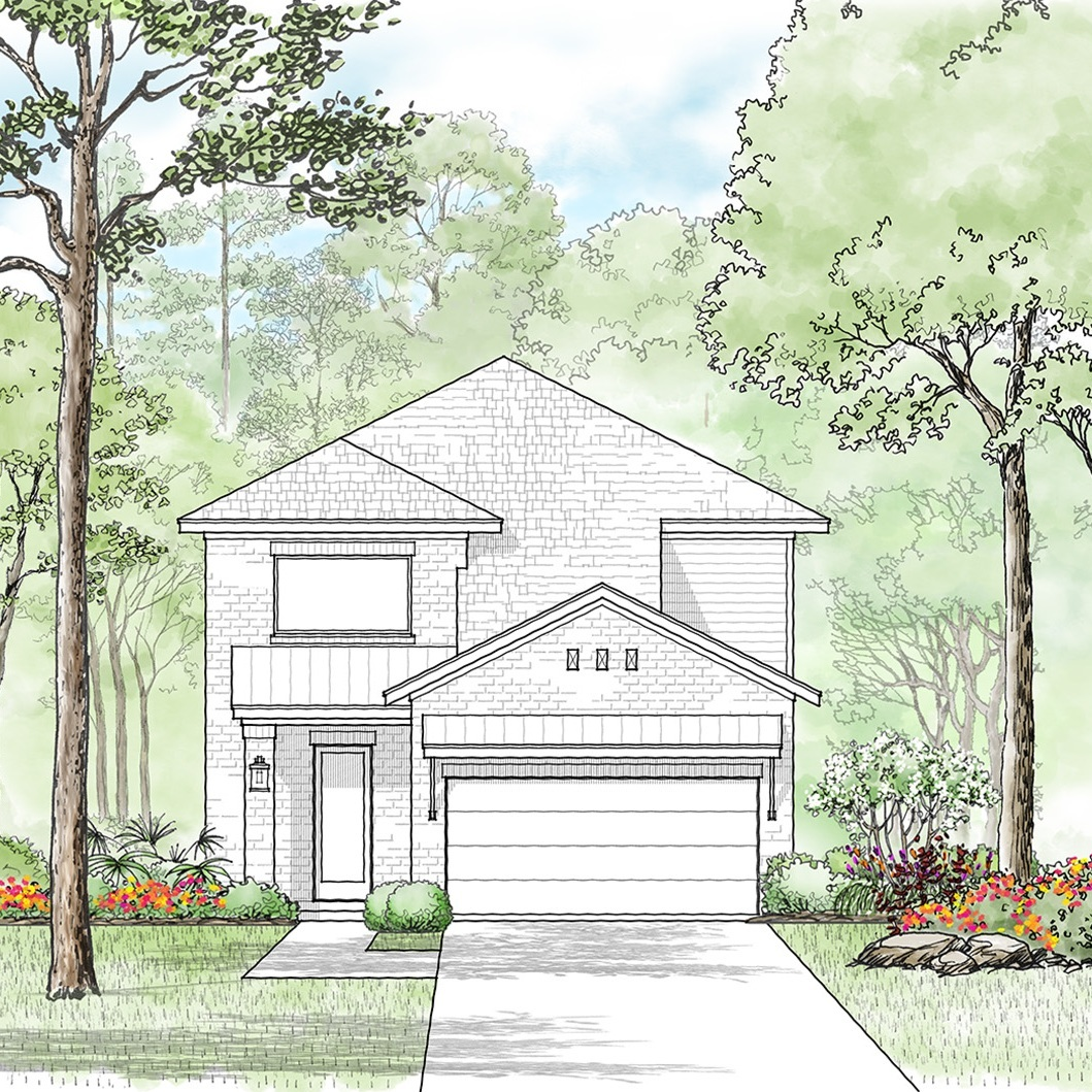 The Baton - 4 Bed | 2.5 Bath | 2 Car2,074 sq. ft. Starting at $239,999TOUR THIS MODEL