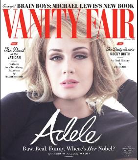 Image from Vanity Fair Magazine