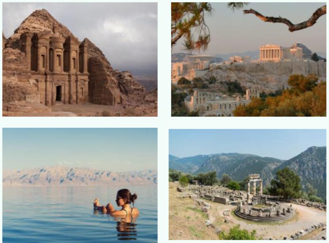 Greece/Jordan