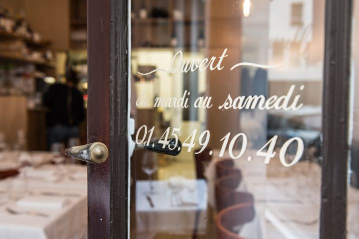 Paris' farm to table restaurants - hipparis.com, november 2014