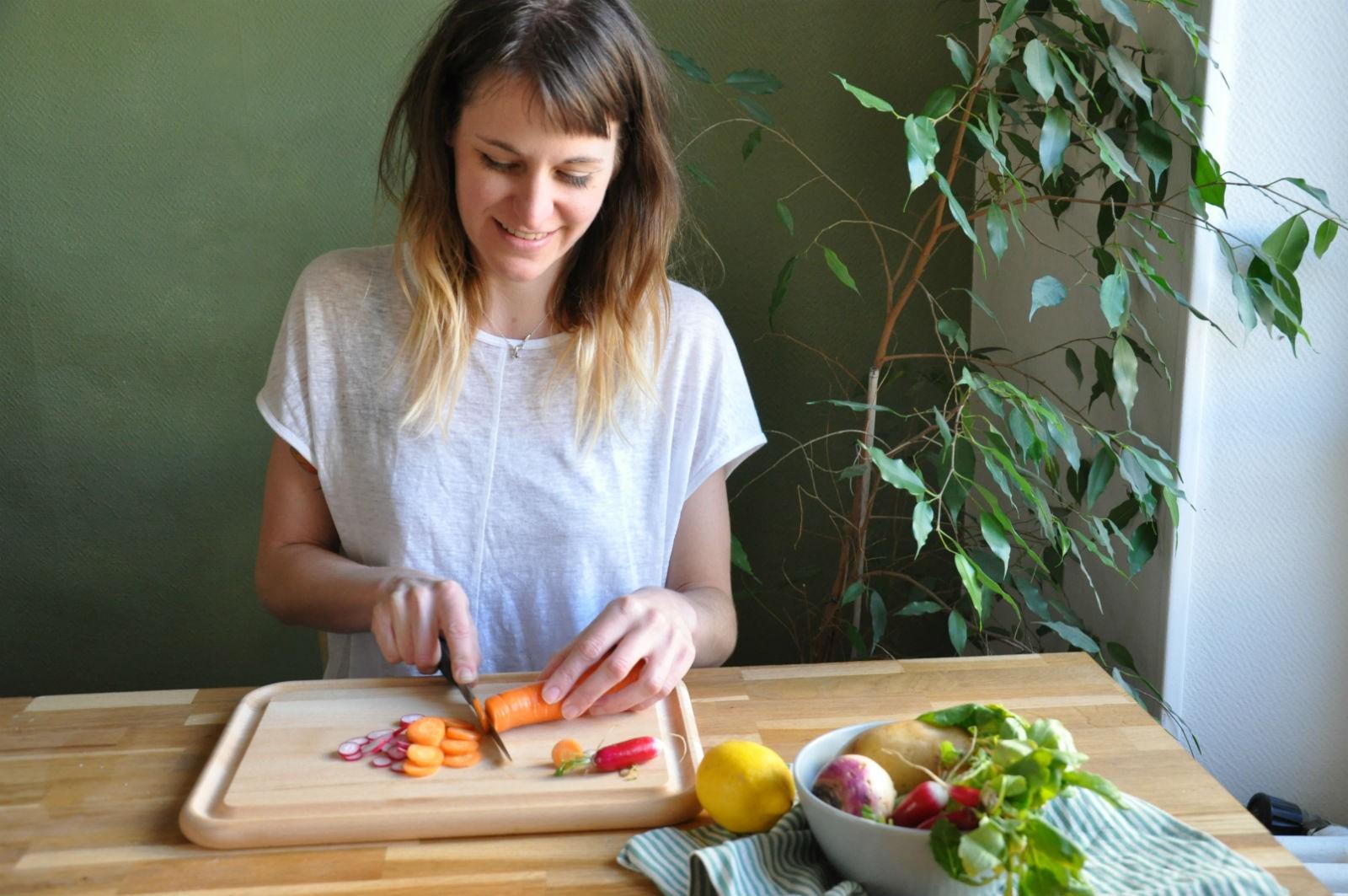 My Paris market cookbook, an interview with emily dilling - hipparis.com, september 2015