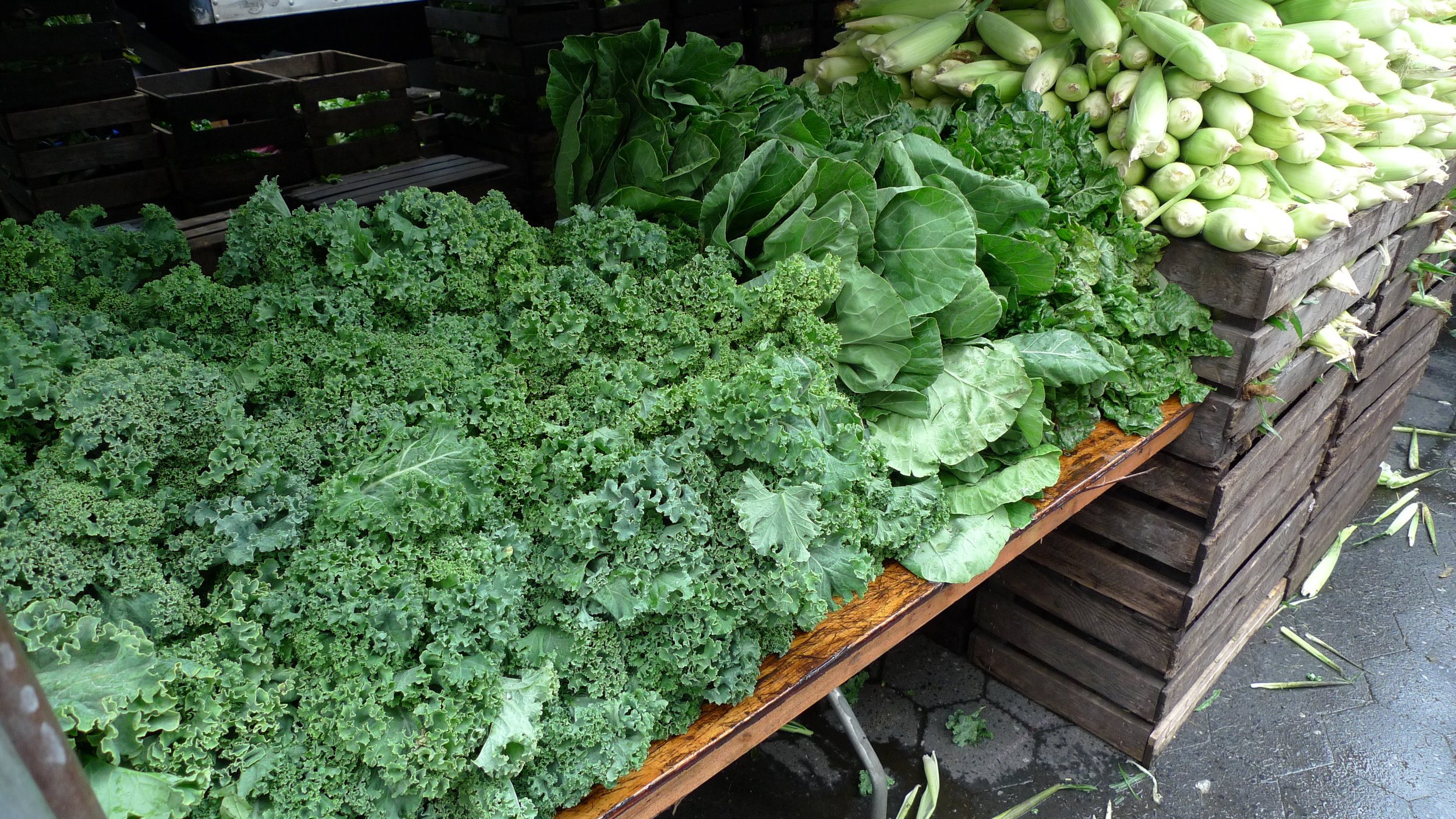 5 reasons kale is a detox food - vegetariantimes.com, october 2015