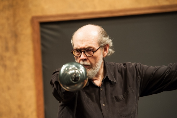 Jeffrey Hatcher's Hamlet  was commissioned by Illusion's Board of Directors in honor of Illusion's 40th anniversary.