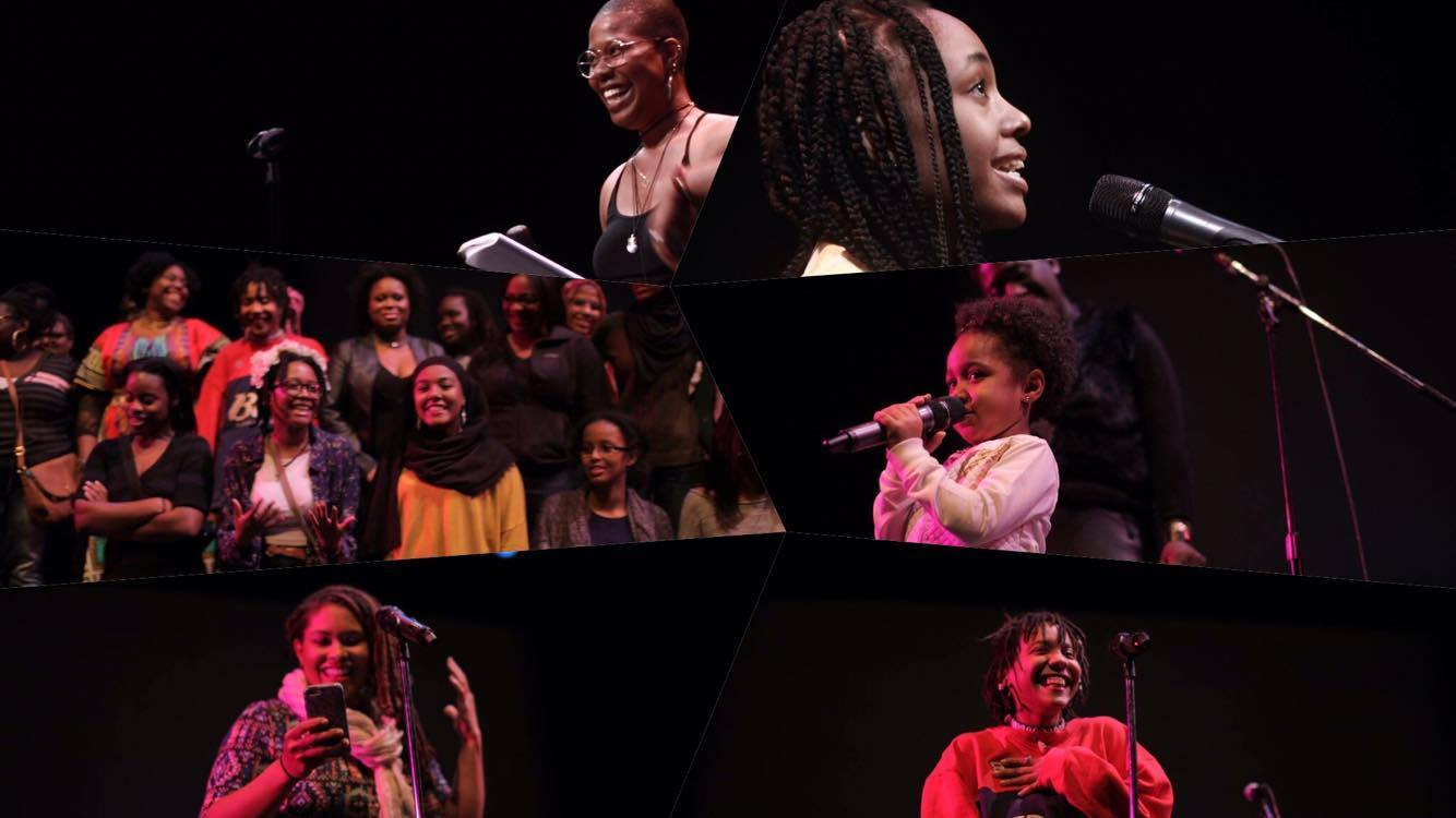 The Free Black Table Open Mic - August