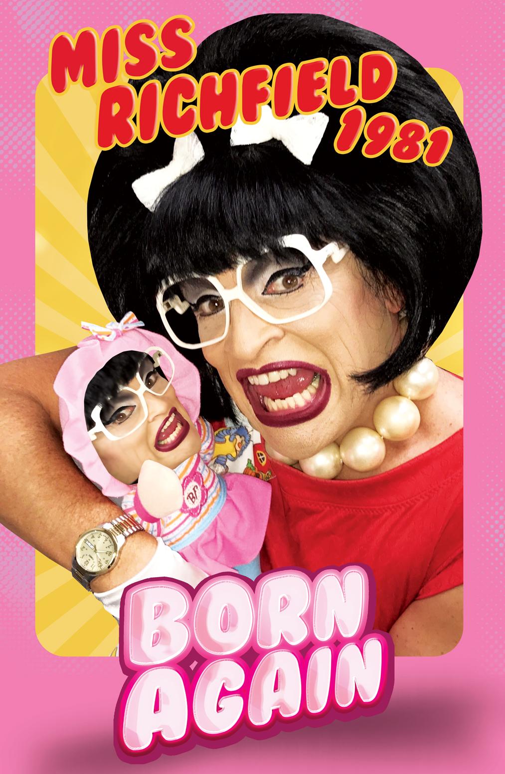 Miss Richfield 1981 is Born Again - Sneak Preview
