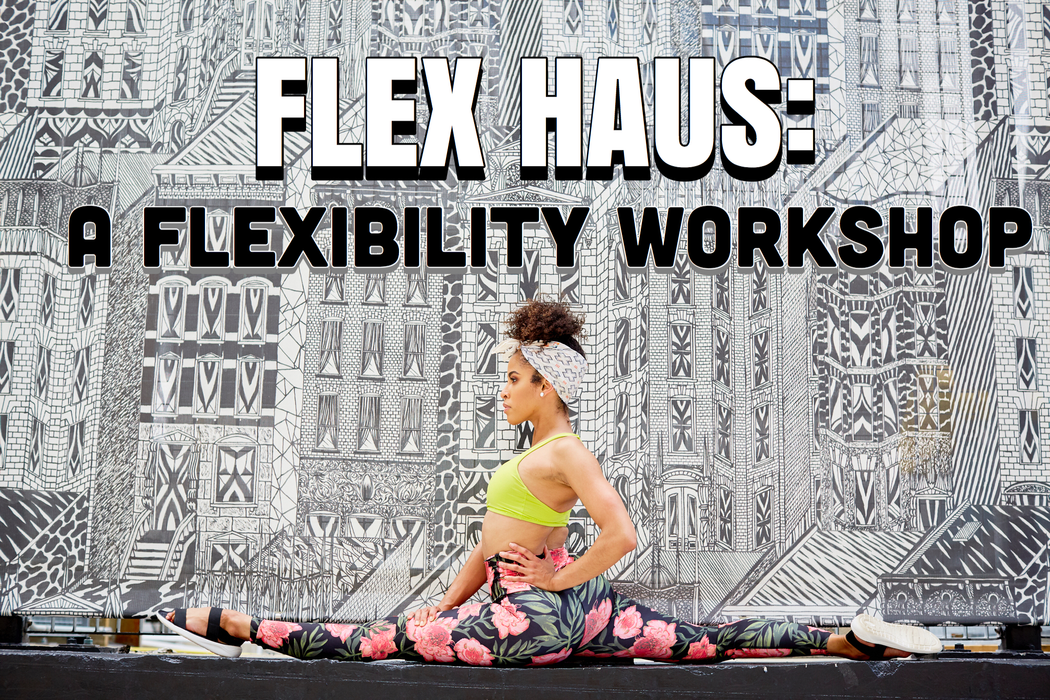 Whether you are a movement enthusiast, dancer, professional athlete, cross-fitter or cyclist, we can all agree flexibility is a necessity to achieve fitness and professional goals. Stretching is not only vital to your recovery, it also proves helpful while advancing in any strength exercise.  Come learn how to improve your flexibility in this 90 minute workshop! In this dynamic workshop, we will breakdown exercises together with modifications provided to keep you intrigued. Walk away with techniques that will allow increased range of motion for your hips to squat deeper, lunge lower, back bend safely, and most importantly, move pain free.  Visit us @ energi.life/schedule