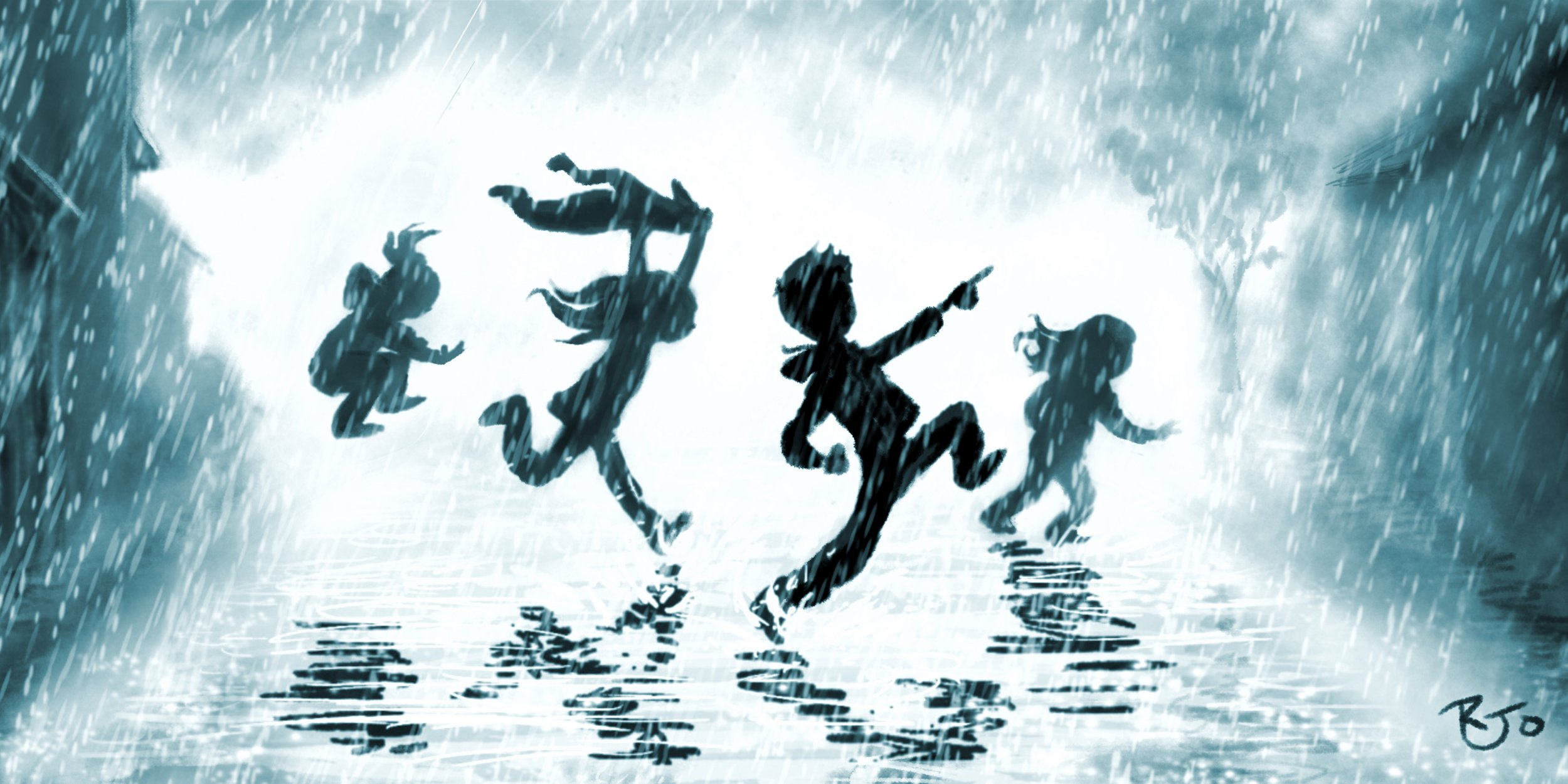 Rainstorm Racers