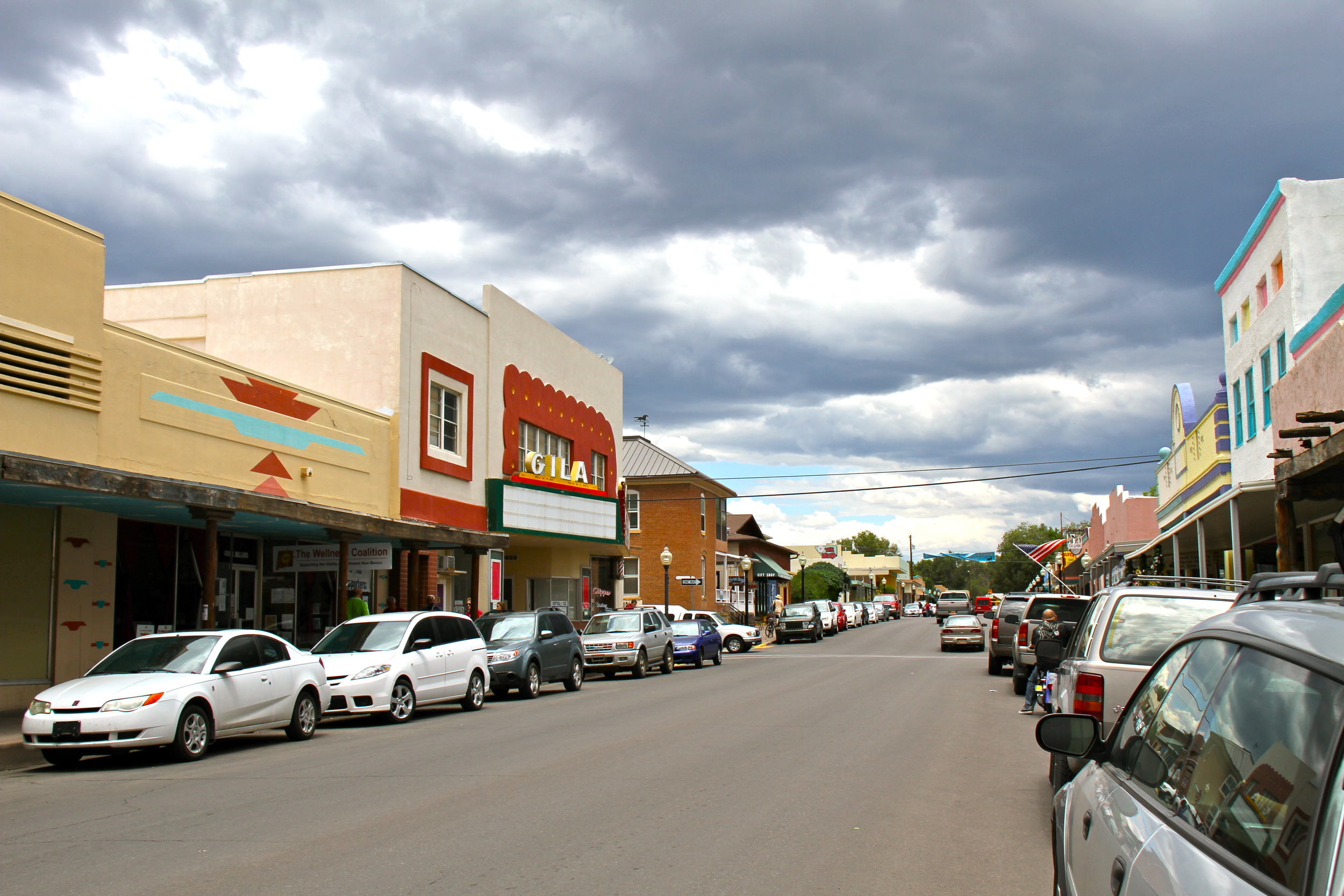 Silver City Strip