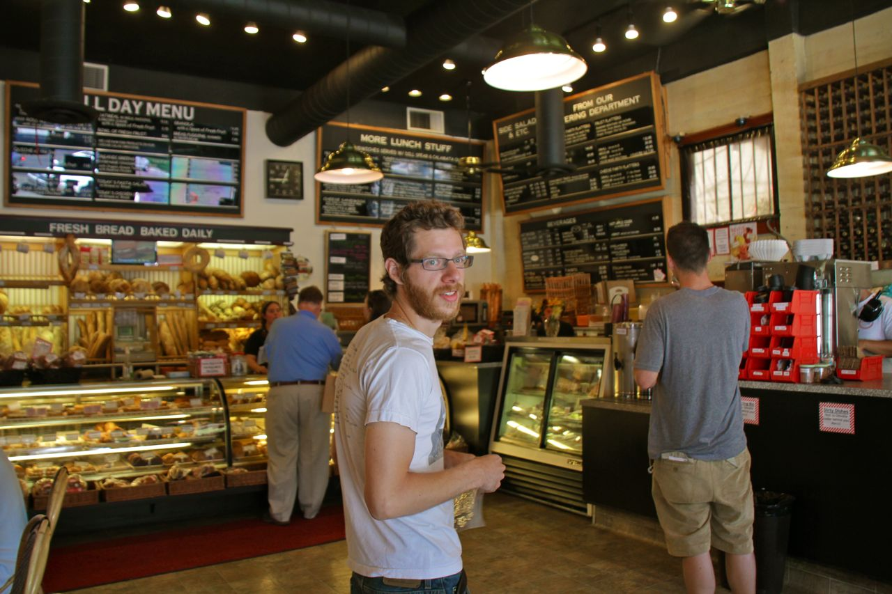 Sonoma Coffeeshop