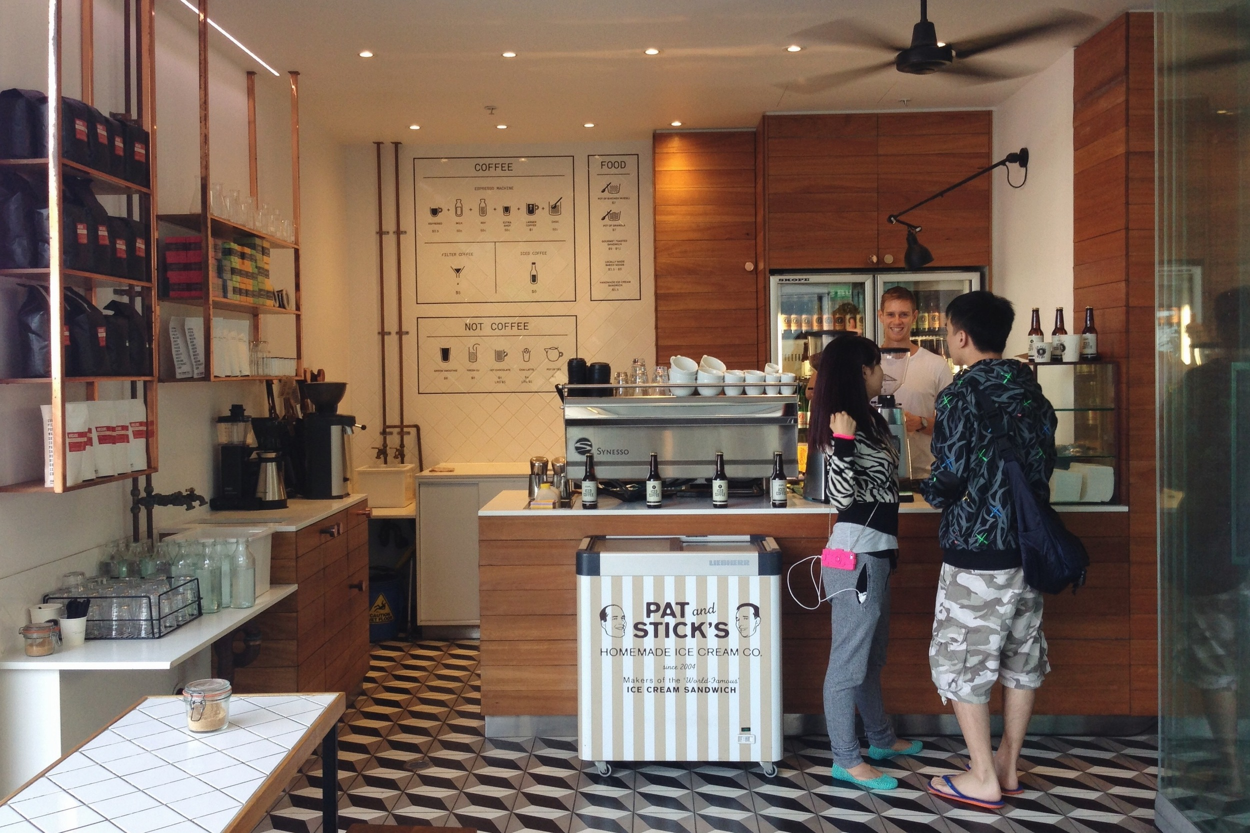 ESPL Brewers in Surfers Paradise