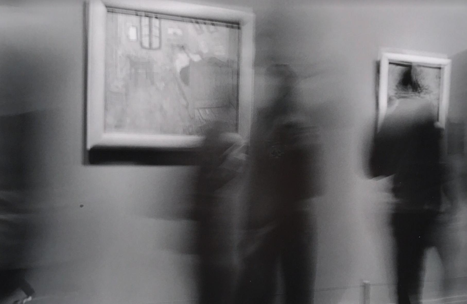 """Allison Overpeck    Galleries,  Silver Gelatin Print, 8"""" x 10"""""""
