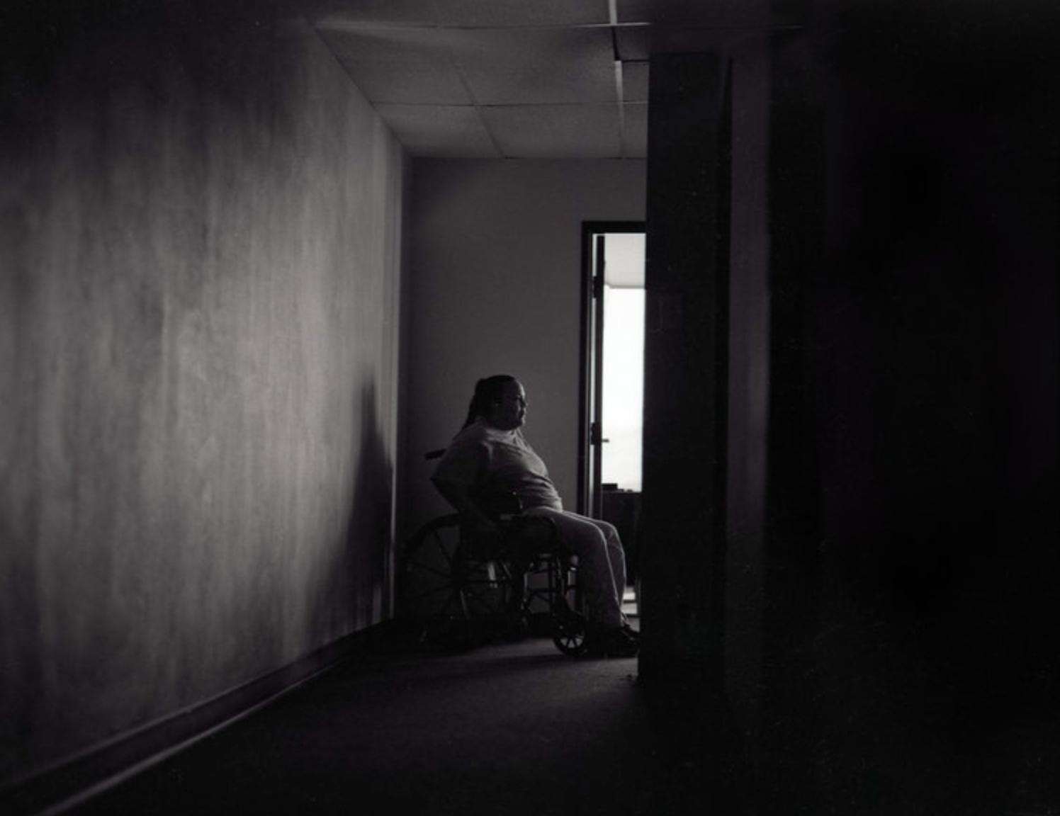 "Ellie Thorne    Hopeful Endurance,  Digital Photography, 11""x 14"""
