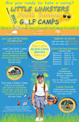 2016 Little Linksters Youth Summer Golf Camps Flyer.jpg
