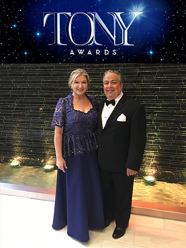 2018 Tony Award's Costume Design - Henry Gerard Lucero