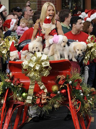 DISNEY - ABC Family Christmas Day Parade - Henry Gerard Lucero