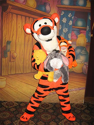 Walt Disney World | Tigger | Epcot Center