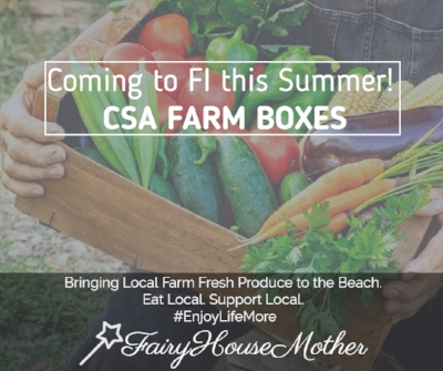Visit the  SHOP  to learn more about FI Farm Boxes and sign up for your farm share today. #farmtobeach