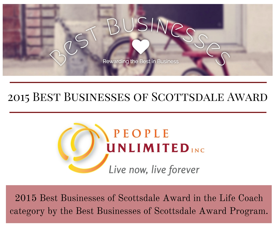 People Unlimited wins 2015 Best Businesses of Scottsdale Award