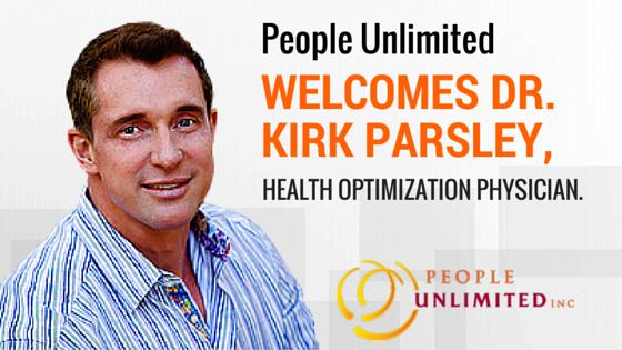 People Unlimited Dr. Kirk Parsley