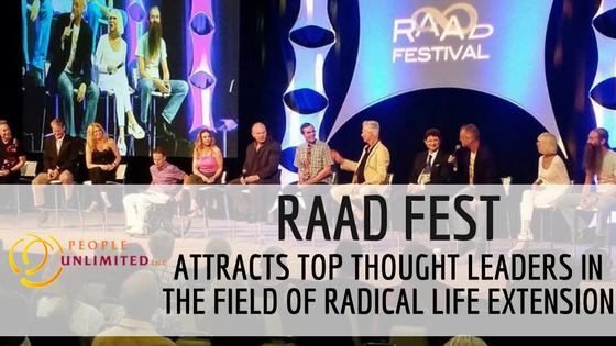 RAAD Fest People Unimited
