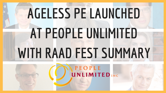 People Unlimited RAAD Fest