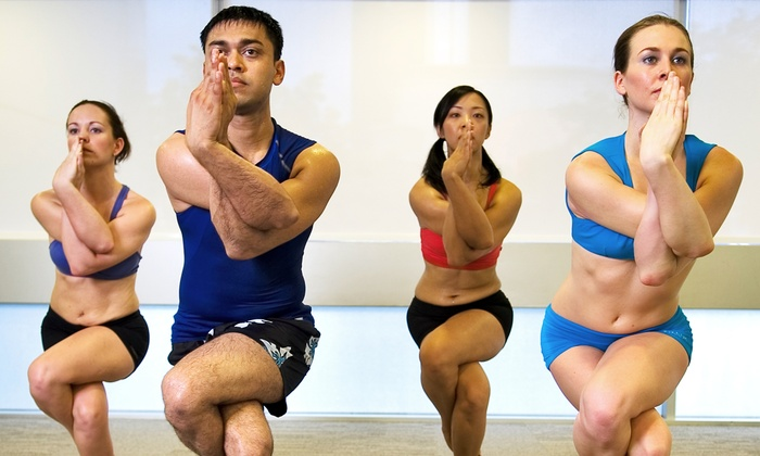 People Unlimited Bikram Yoga