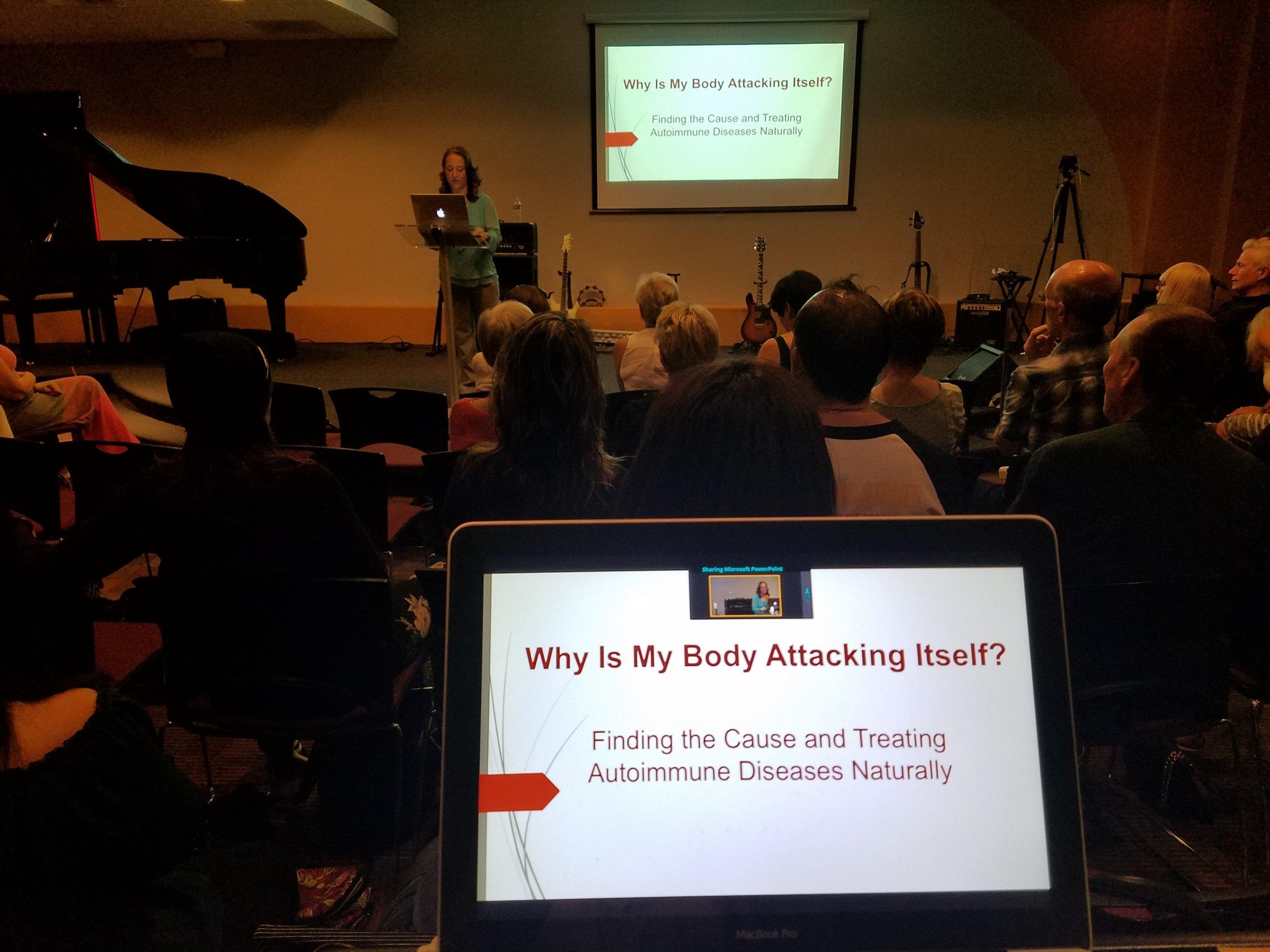 People Unlimited Dr. Michelle Retz Autoimmune Disease Longevity