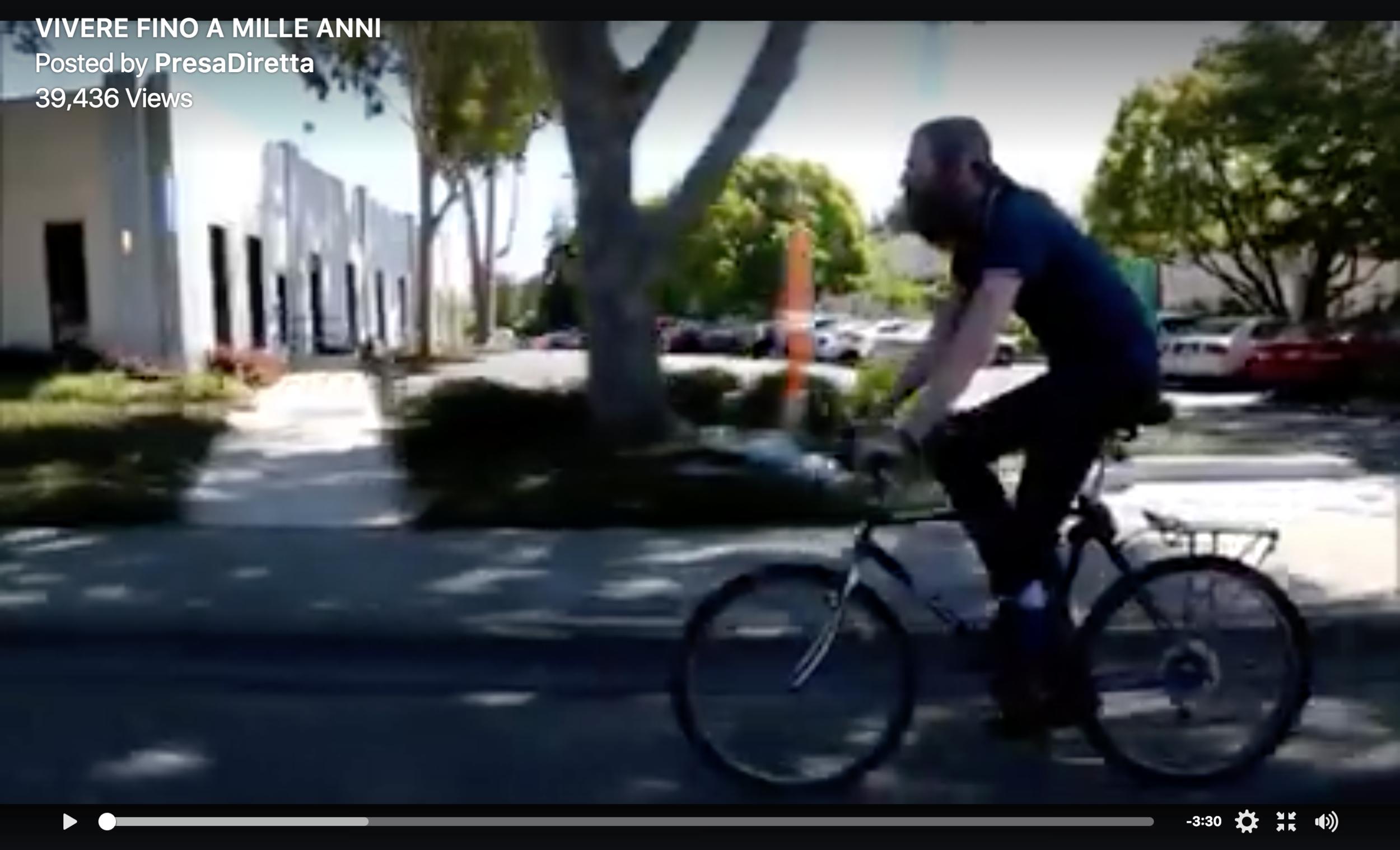 People Unlimited Aubrey de grey