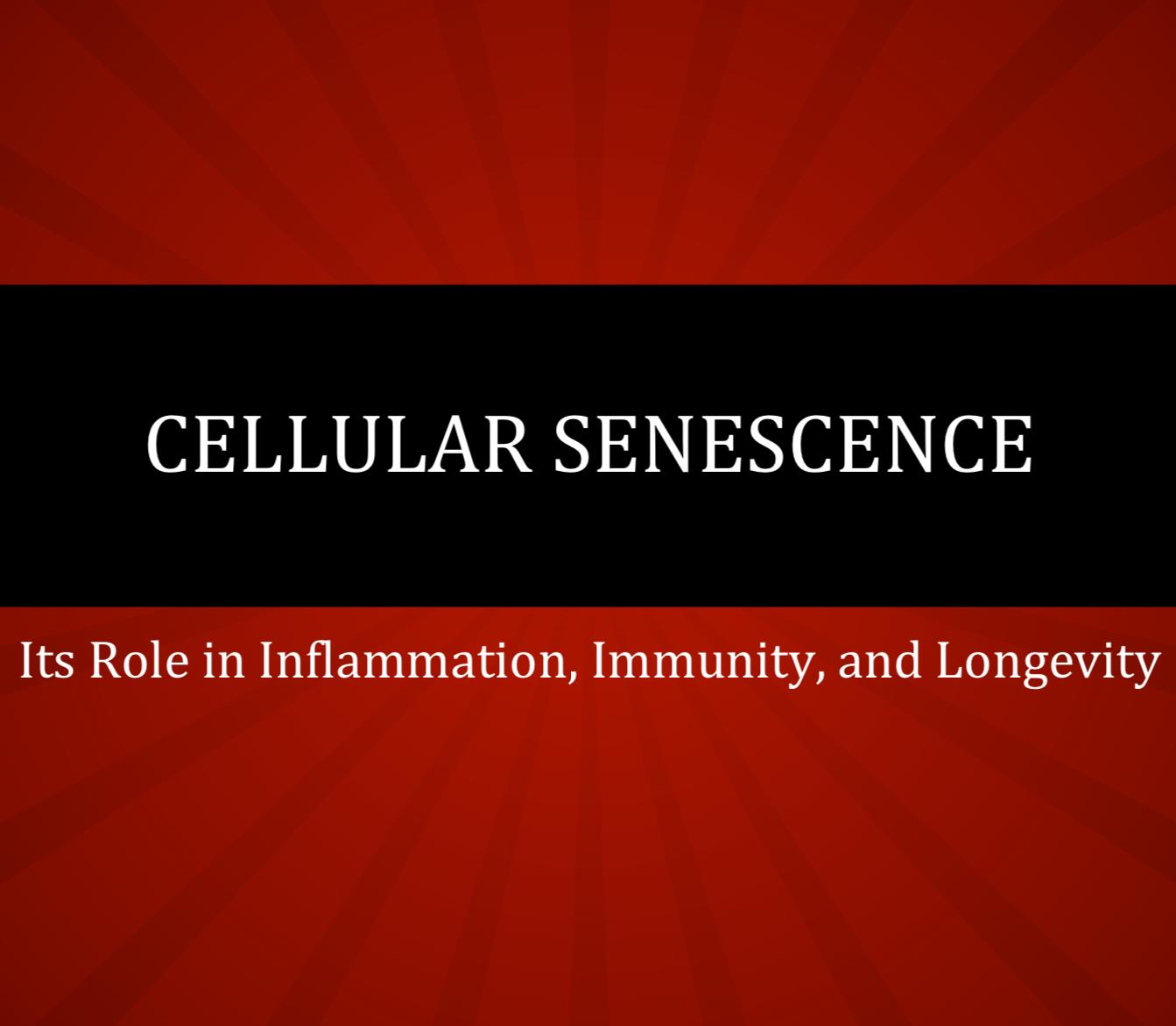 people unlimited cellular senescence