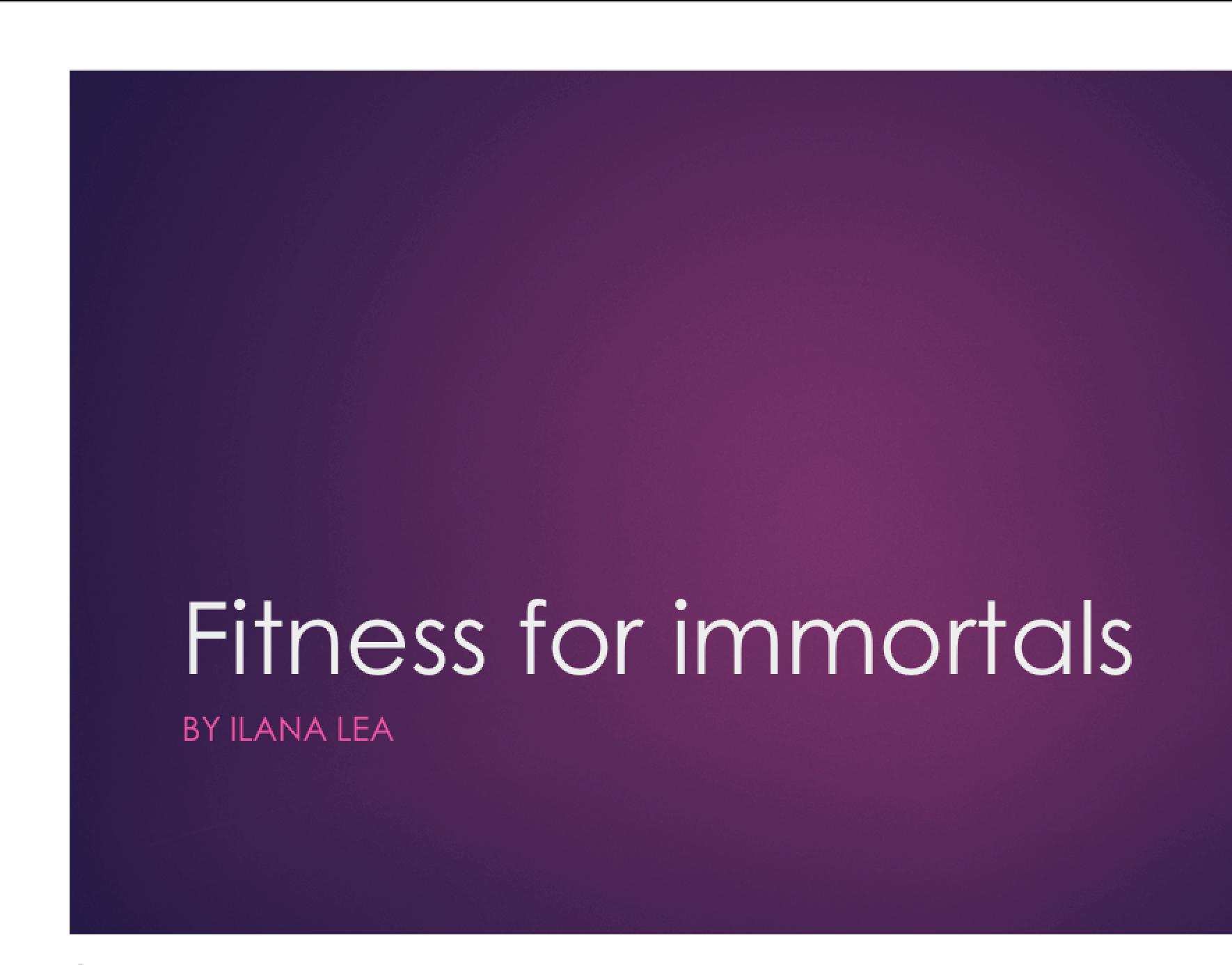 Enerjoy Fitness People Unlimited