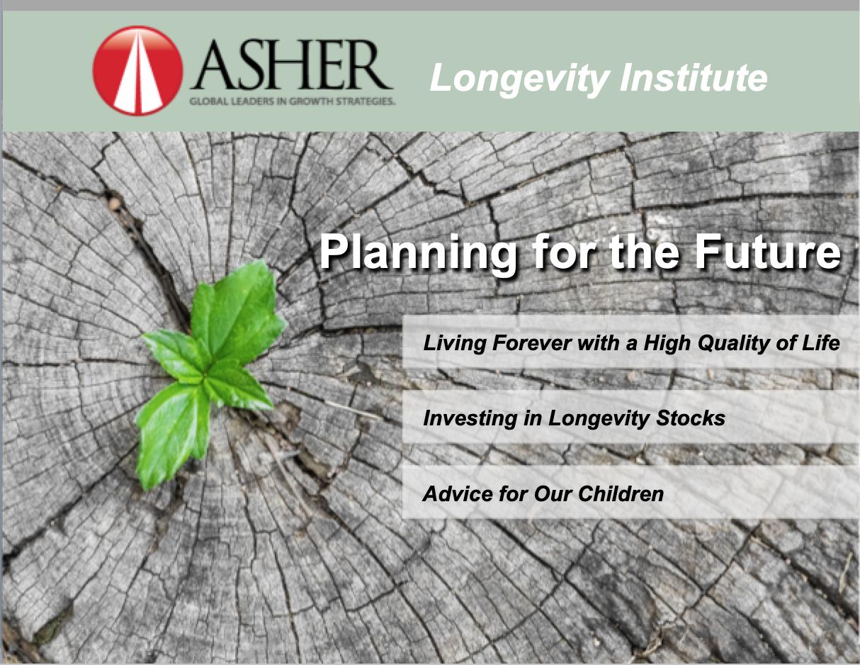 People Unlimited - Longevity planning