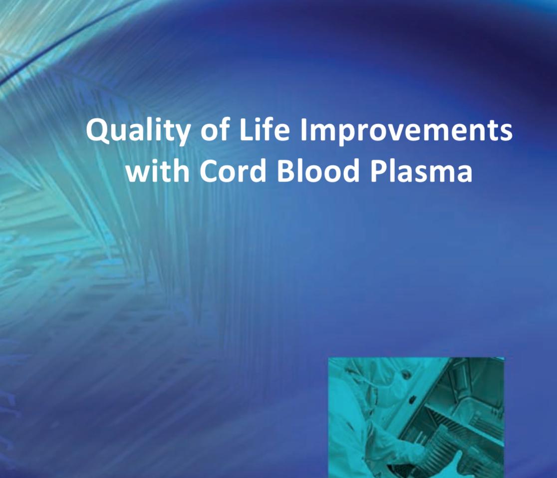 People Unlimited - Cord blood plasma
