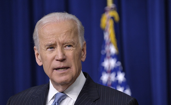 - For the second year in a row, former VP Joe Biden came to the StartUp Health Festival during J.P. Morgan Week in San Francisco and made an impassioned plea for change.