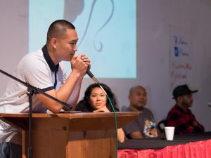 Social Media Panel with EraNetik, Laos in the House, Cooking With Nana and BGZTV. Photo by Lao Ocean.